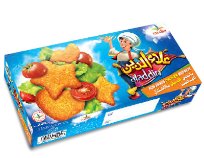 Fun Shapes Chicken Nuggets 280g Image