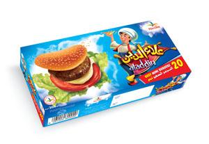 Beef Mini Burger 300g Image